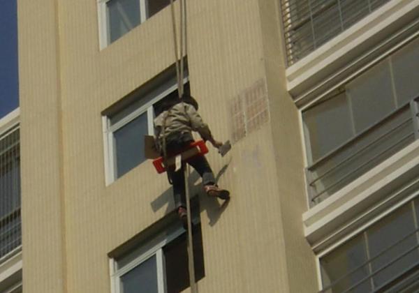 阳台飘窗渗漏水解决方案