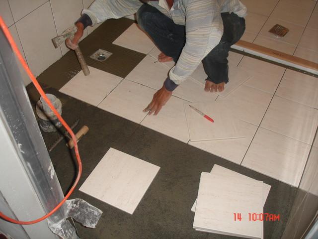 卫生间防水施工注意细节说明