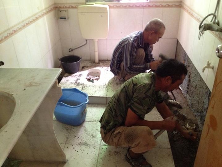 卫生间装修防水质量验收有讲究