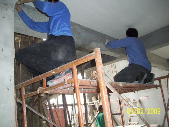 混凝土结构加固的目的和原则