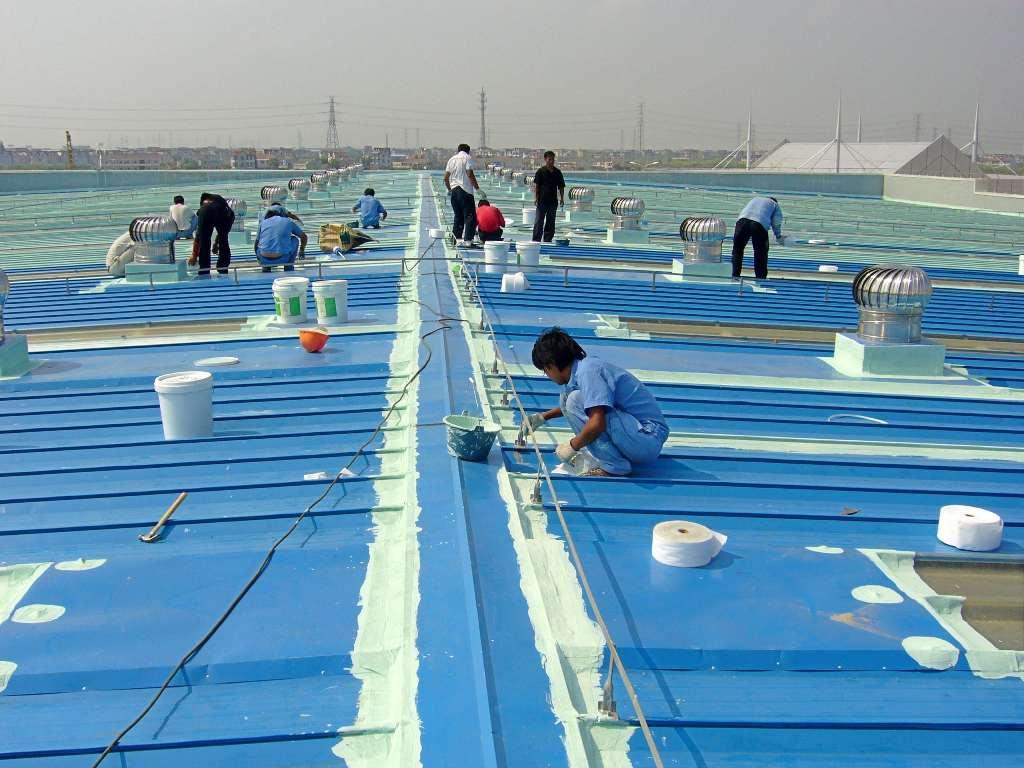 屋面防水建筑工程中存在的质量通病