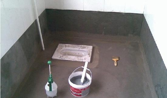 卫生间防水补漏施工方法