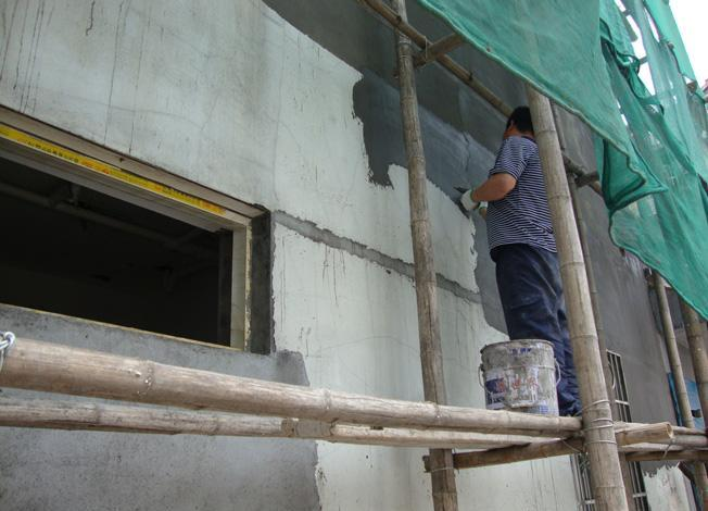 外墙防水保温材料的分类
