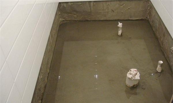 厨房和卫生间防水施工工艺