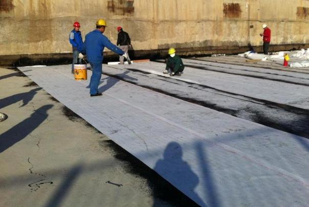 冬季防水施工要选对材料也要关注施工